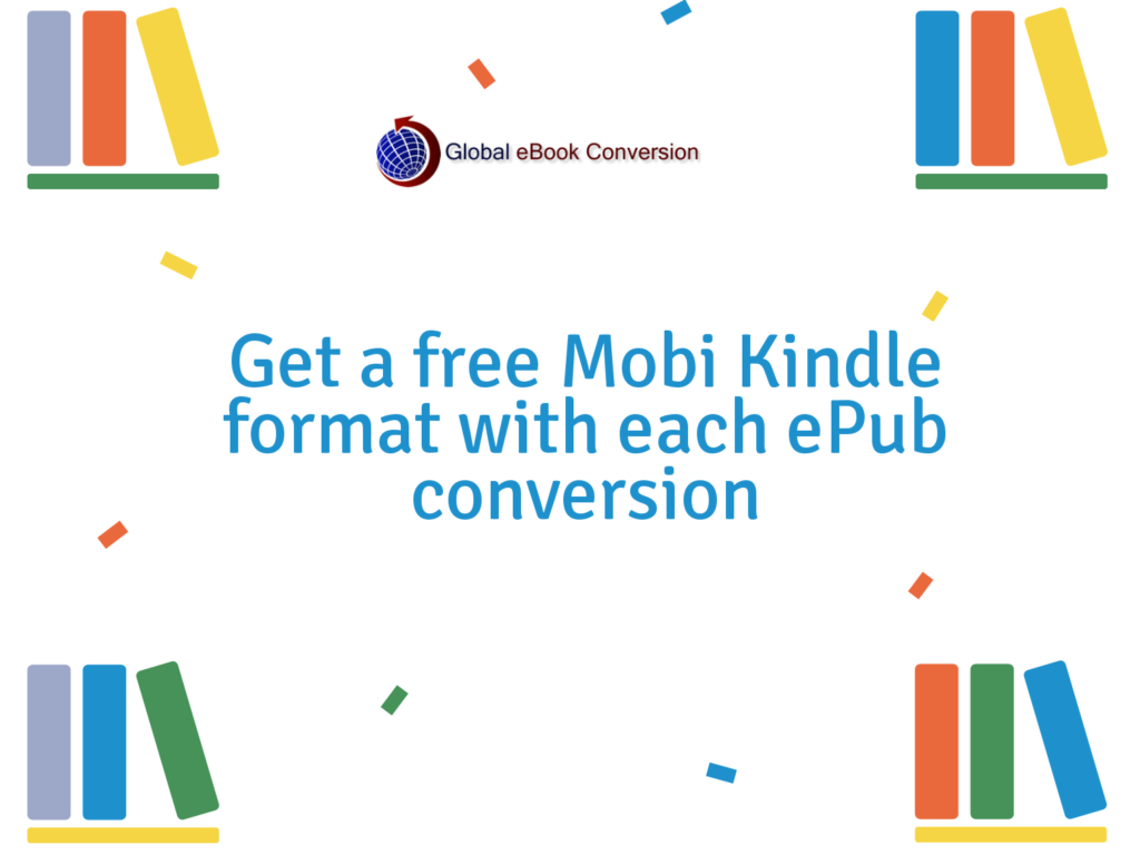 ebook conversion services